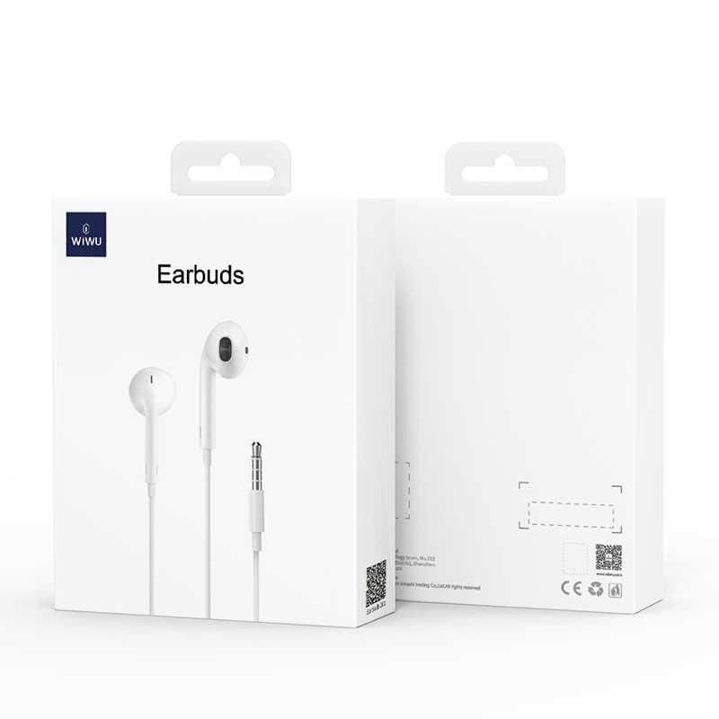 Wiwu Earbuds 101 3.5mm Kulaklık