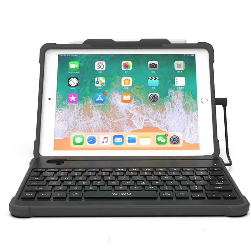 Wiwu MFI Lisanslı iPad Klavye
