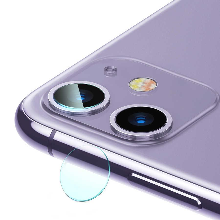 Apple iPhone 11 Benks Seperated Kamera Lens Koruyucu Film