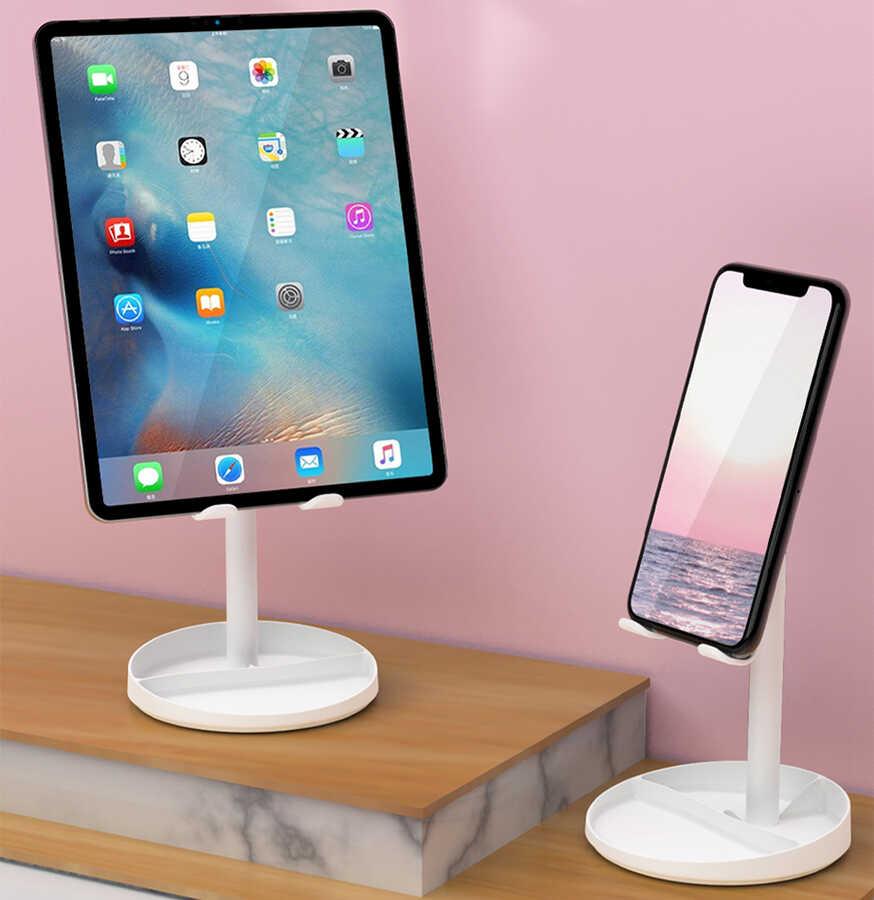 Wiwu ZM201 Aynalı Tablet - Telefon Standı
