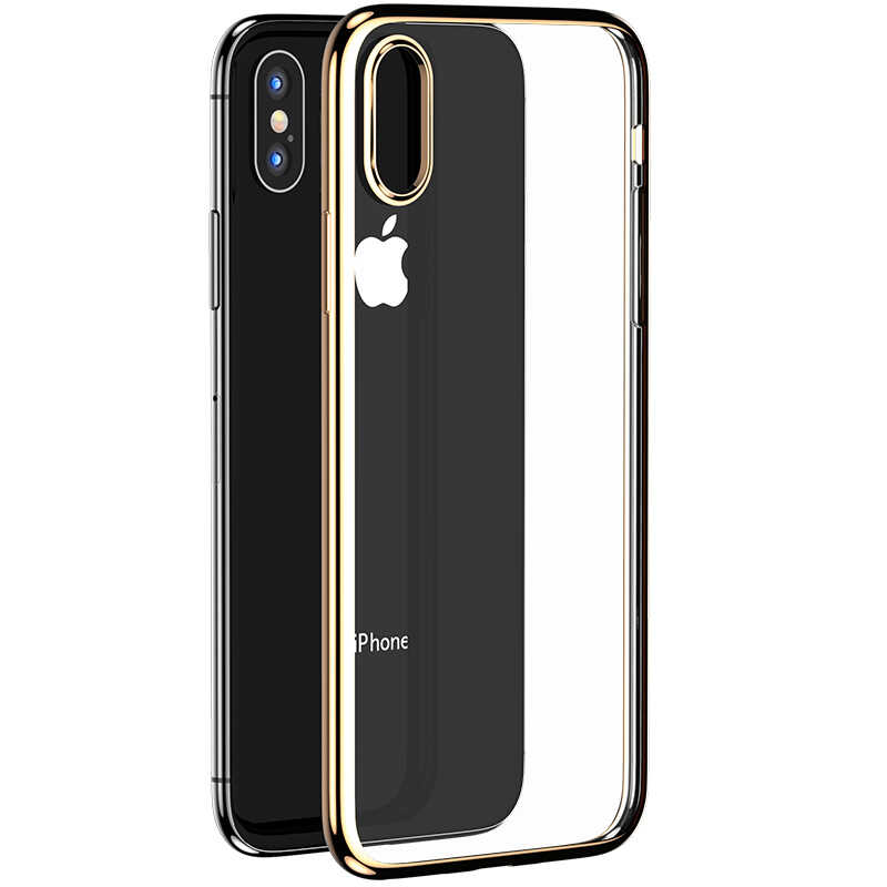 Apple iPhone XS Max 6.5 Benks Magic Glitz Ultra-Thin Transparent Protective Soft Case