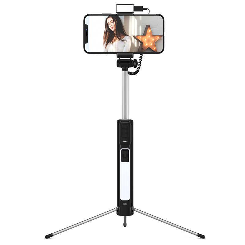 Benks Z07 Tripod - Selfie Çubuğu