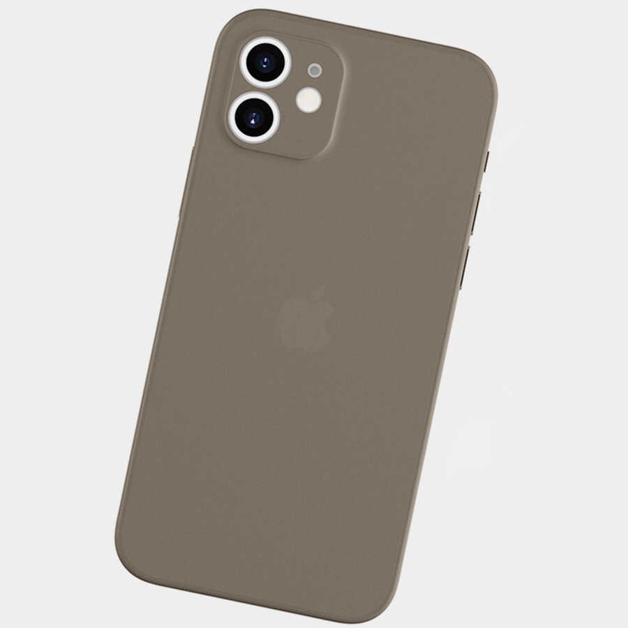 Apple iPhone 11 Kılıf Wiwu Skin Nano PP Kapak