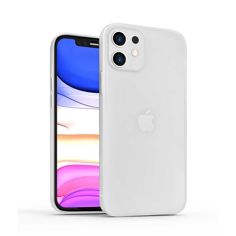 Apple iPhone 12 Kılıf Wiwu Skin Nano PP Kapak