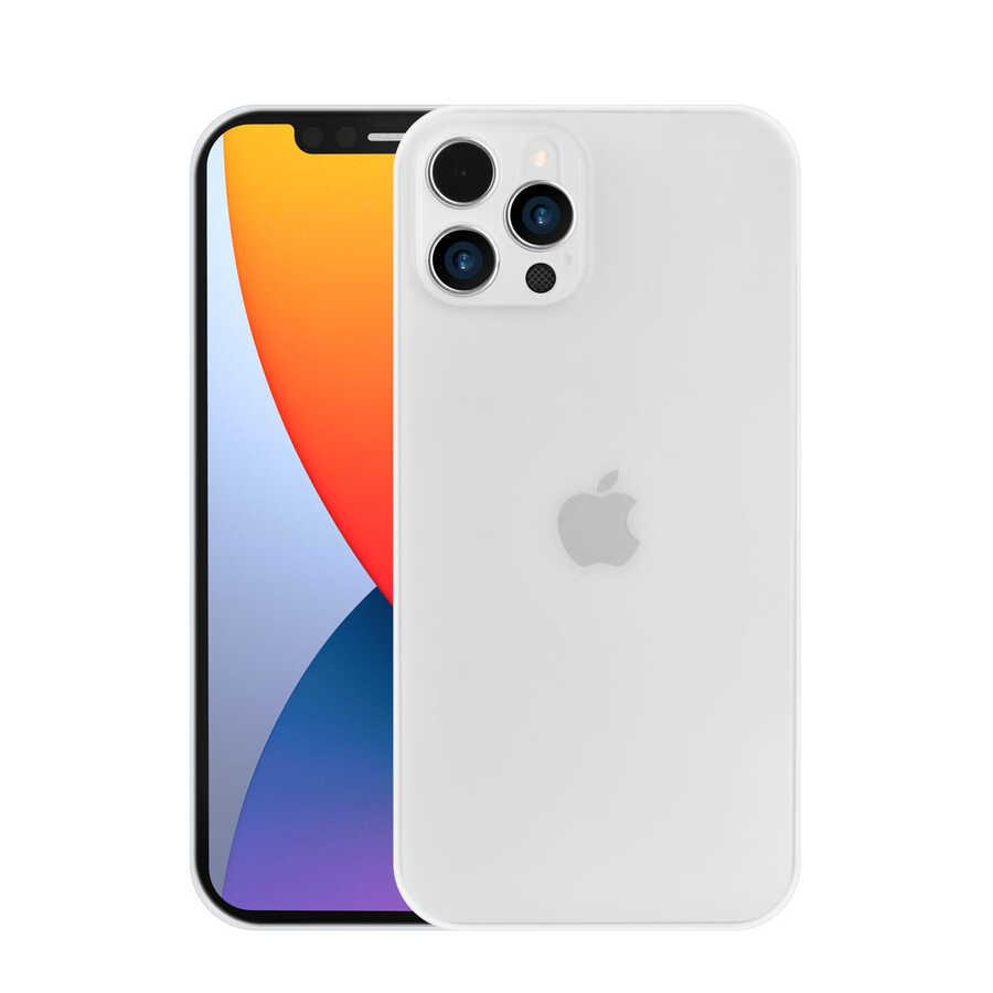 Apple iPhone 12 Pro Kılıf Wiwu Skin Nano PP Kapak