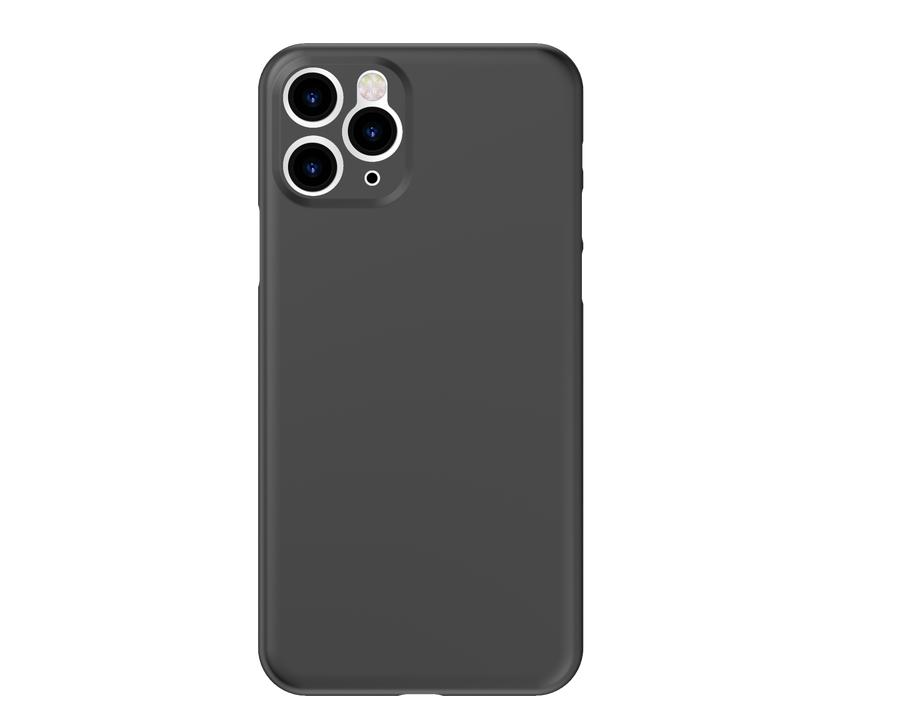 Apple iPhone 11 Pro Max Kılıf Wiwu Skin Nano PP Kapak