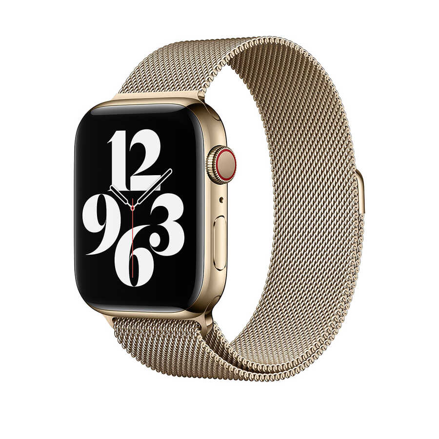 Apple Watch 44mm Wiwu Minalo Metal Kordon