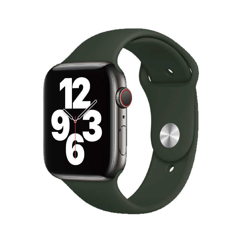 Apple Watch 38mm Wiwu Sport Band Silikon Kordon