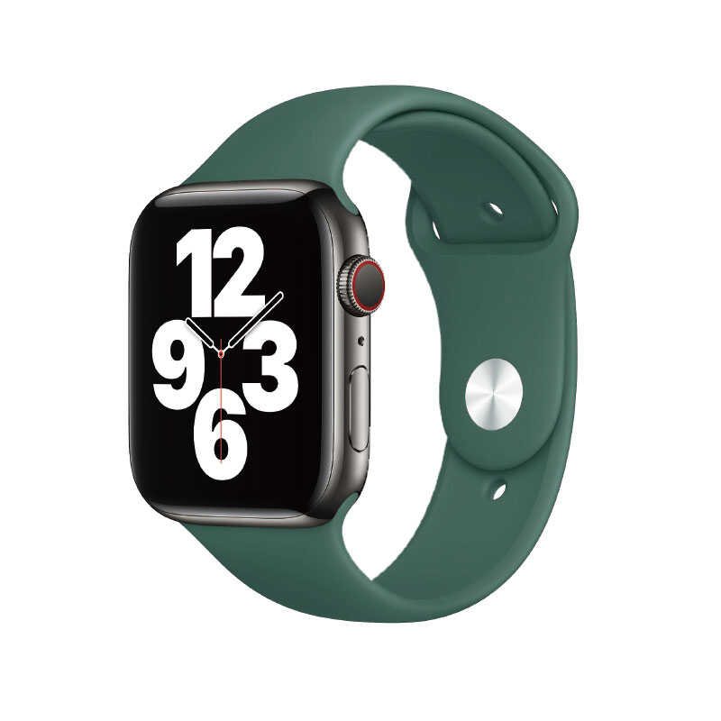 Apple Watch 42mm Wiwu Sport Band Silikon Kordon