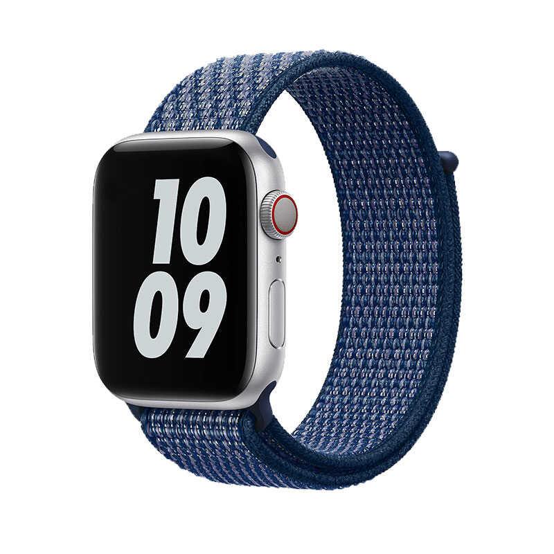 Apple Watch 38mm Wiwu Sport Loop Hasır Kordon