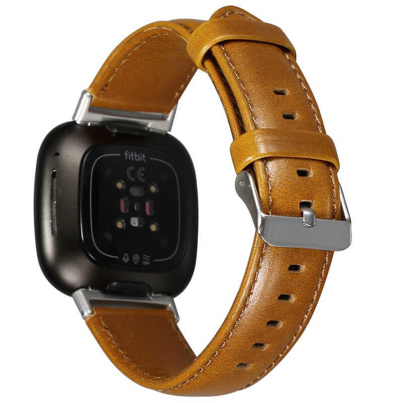 Apple Watch 40mm Wiwu Leather Watchband Deri Kordon