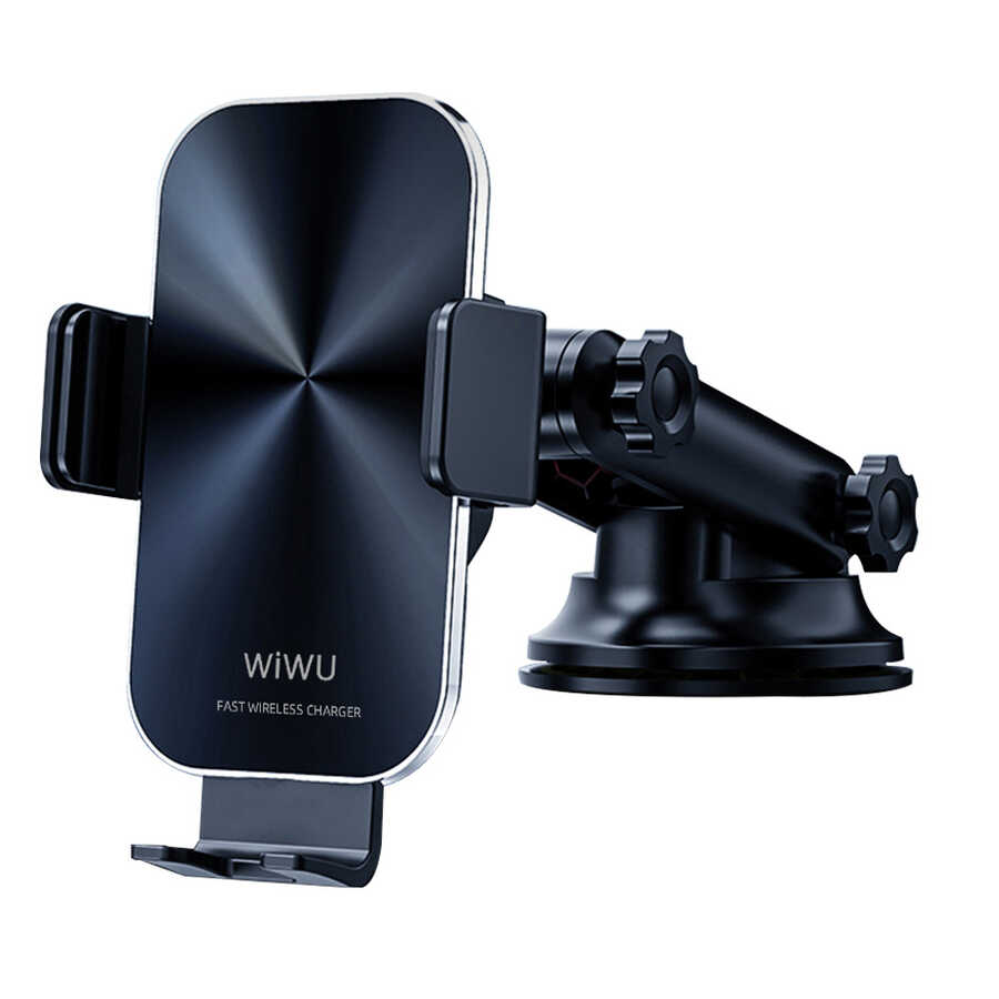 Wiwu CH-307 Liberator Wireless Charging Mount Araç Telefon Tutucu