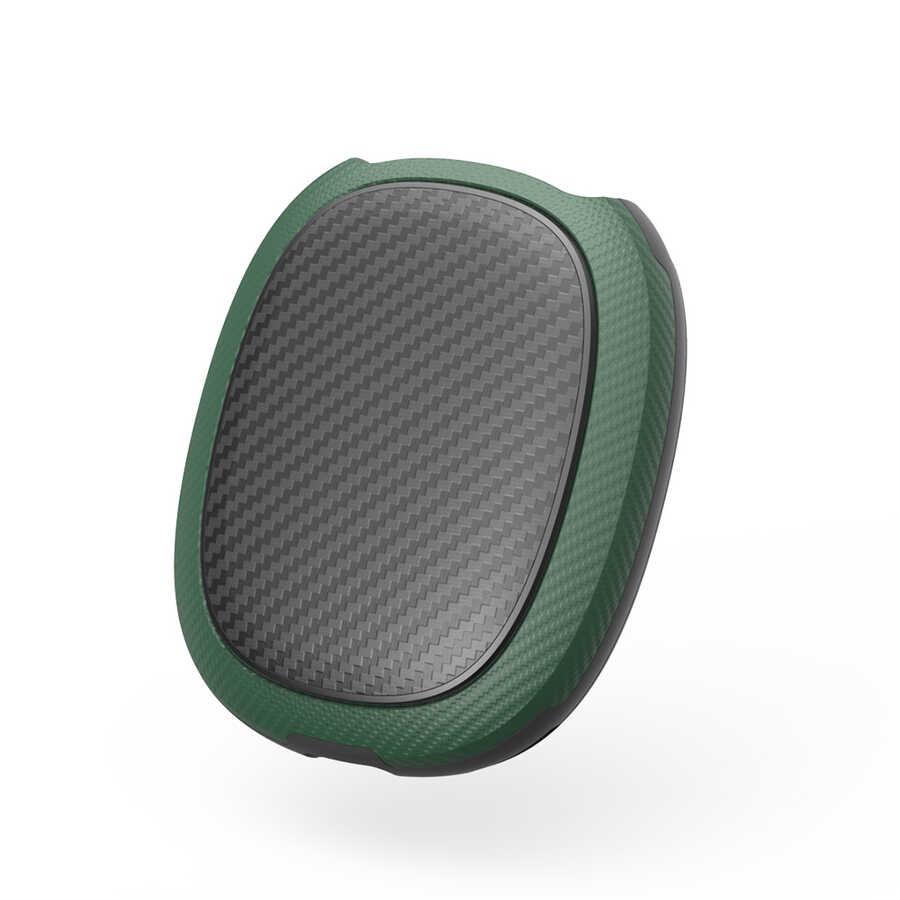 Apple Airpods Max Wiwu Armor Carbon Koruyucu Kapak
