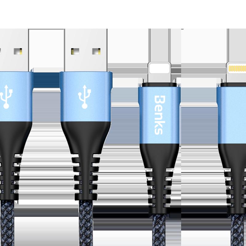 Benks D26 Lightning Usb Cable 0.25M