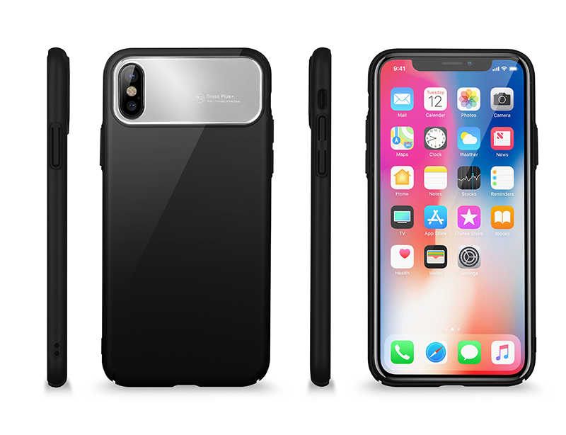 Apple iPhone X Kılıf Roar Ultra-Air Hard Case