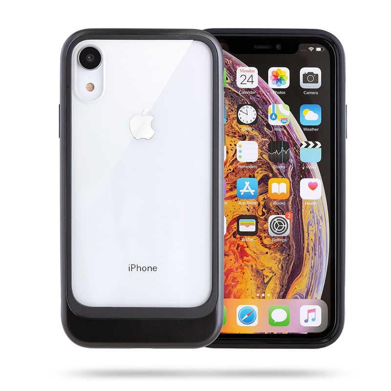 Apple iPhone XR 6.1 Kılıf Roar Ace Hybrid Ultra Thin Back Cover