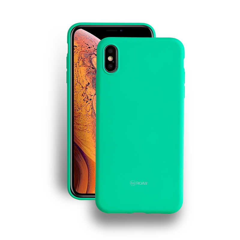Apple iPhone XS Max 6.5 Kılıf Roar Jelly Case