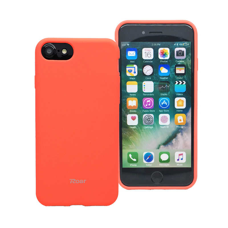 Apple iPhone 6 Kılıf Roar Jelly Case