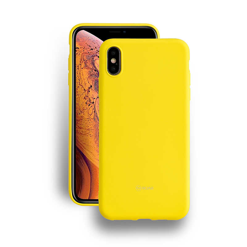 Apple iPhone X Kılıf Roar Jelly Case