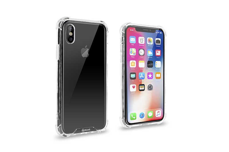 Apple iPhone X Kılıf Roar Armor Gel Case