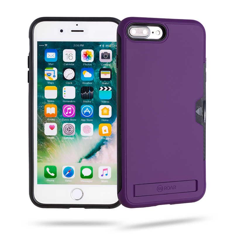 Apple iPhone 8 Plus Kılıf Roar Awesome Hybrid Case
