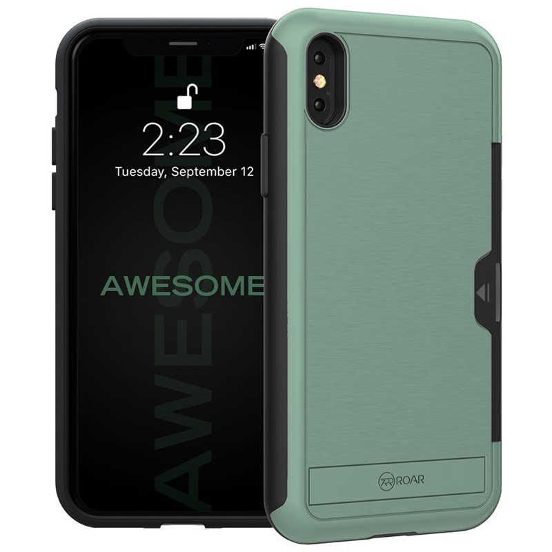 Apple iPhone X Kılıf Roar Awesome Hybrid Case