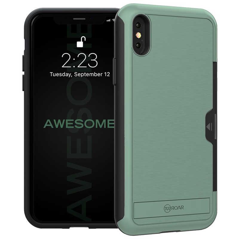 Apple iPhone X Kılıf Roar Awesome Hybrid Case