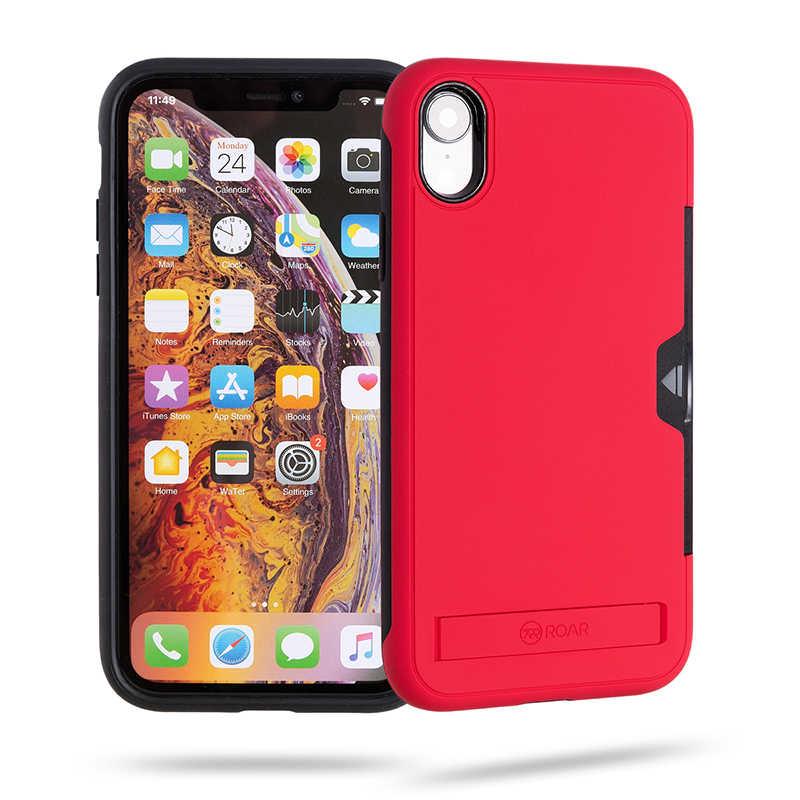 Apple iPhone XR 6.1 Kılıf Roar Awesome Hybrid Case