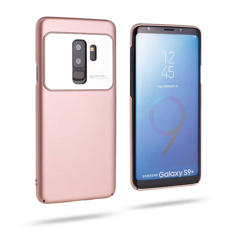Galaxy S9 Plus Kılıf Roar Ultra-Air Hard Back Cover