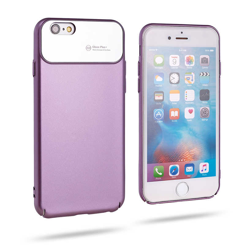 Apple iPhone 6 Kılıf Roar Ultra-Air Hard Back Cover