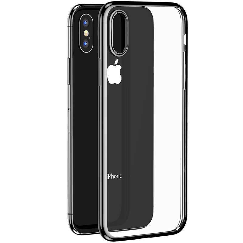 Apple iPhone XS Kılıf Benks Electroplating TPU Case