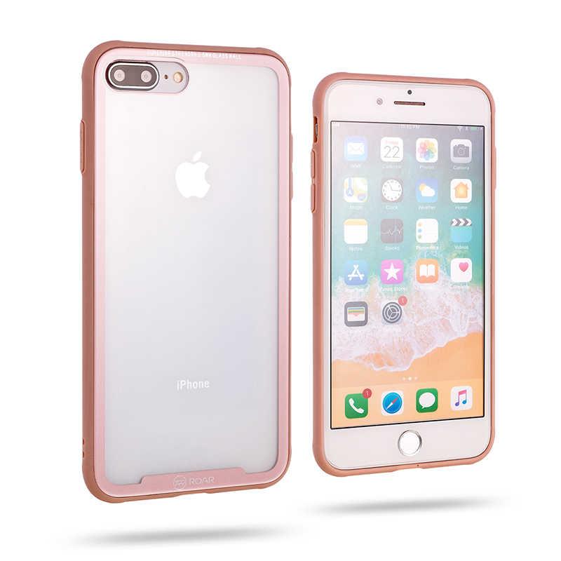 Apple iPhone 7 Plus Kılıf Roar Glassoul Airframe Cover