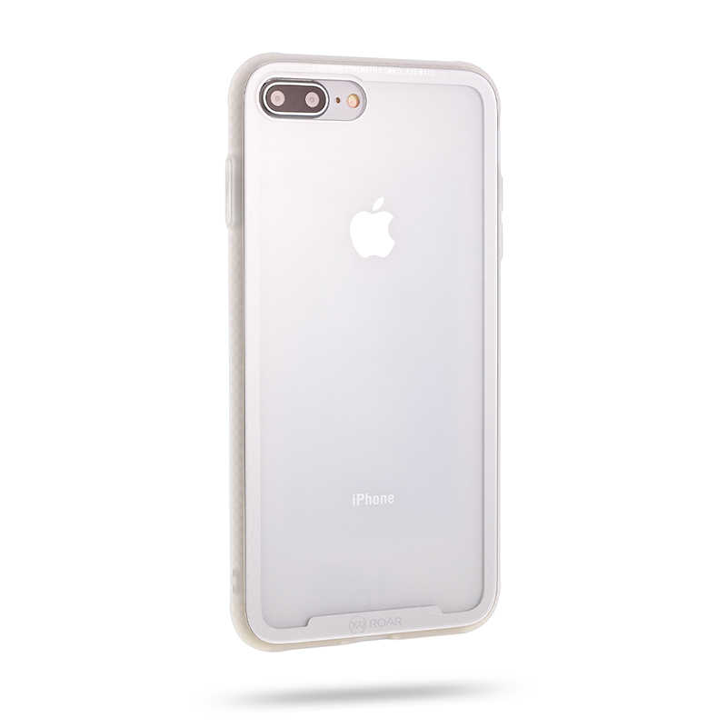 Apple iPhone 8 Plus Kılıf Roar Glassoul Airframe Case