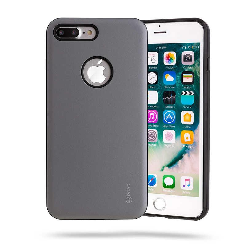 Apple iPhone 8 Plus Kılıf Roar Rico Hybrid Case
