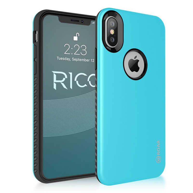 Apple iPhone X Kılıf Roar Rico Hybrid Case