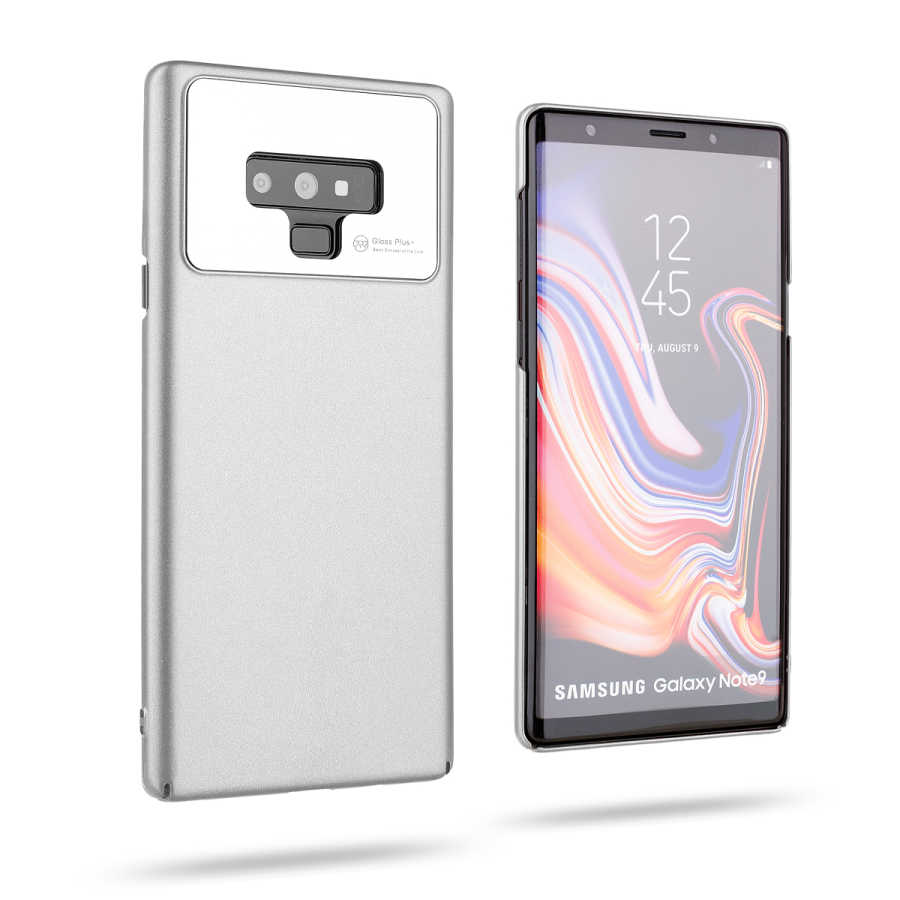 Galaxy Note 9 Kılıf Roar Ultra-Air Hard Back Cover