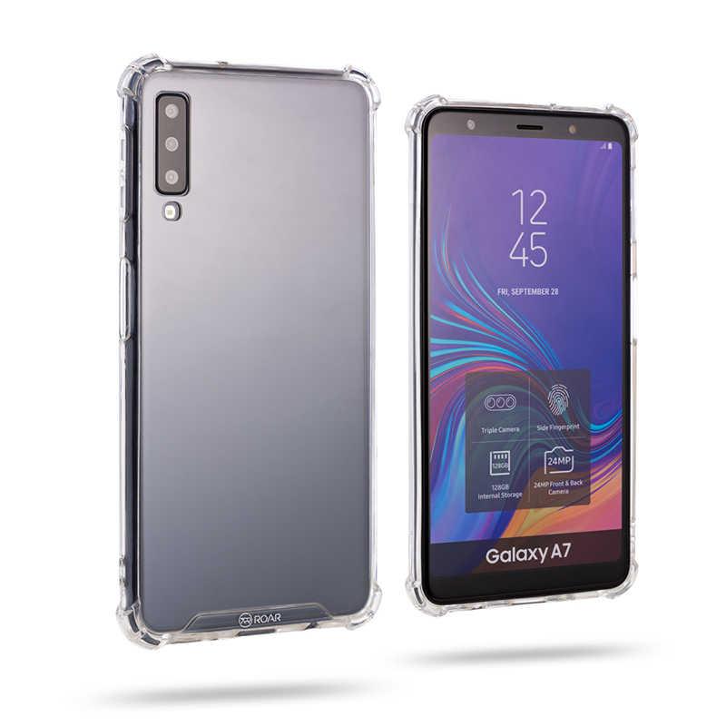 Galaxy A7 2018 Kılıf Roar Armor Gel Case