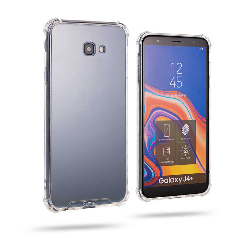 Galaxy J4 Plus Kılıf Roar Armor Gel Case