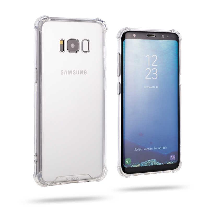 Galaxy S8 Kılıf Roar Armor Gel Case