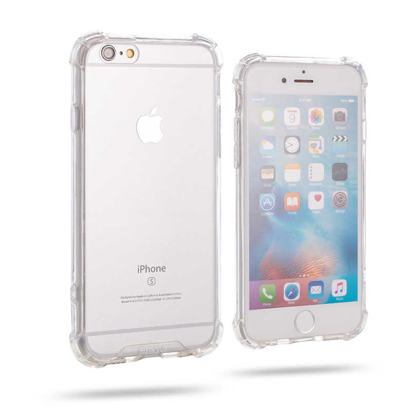 Apple iPhone 6 Kılıf Roar Armor Gel Case
