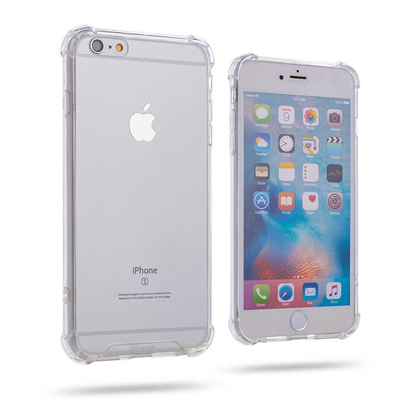 Apple iPhone 6 Plus Kılıf Roar Armor Gel Case