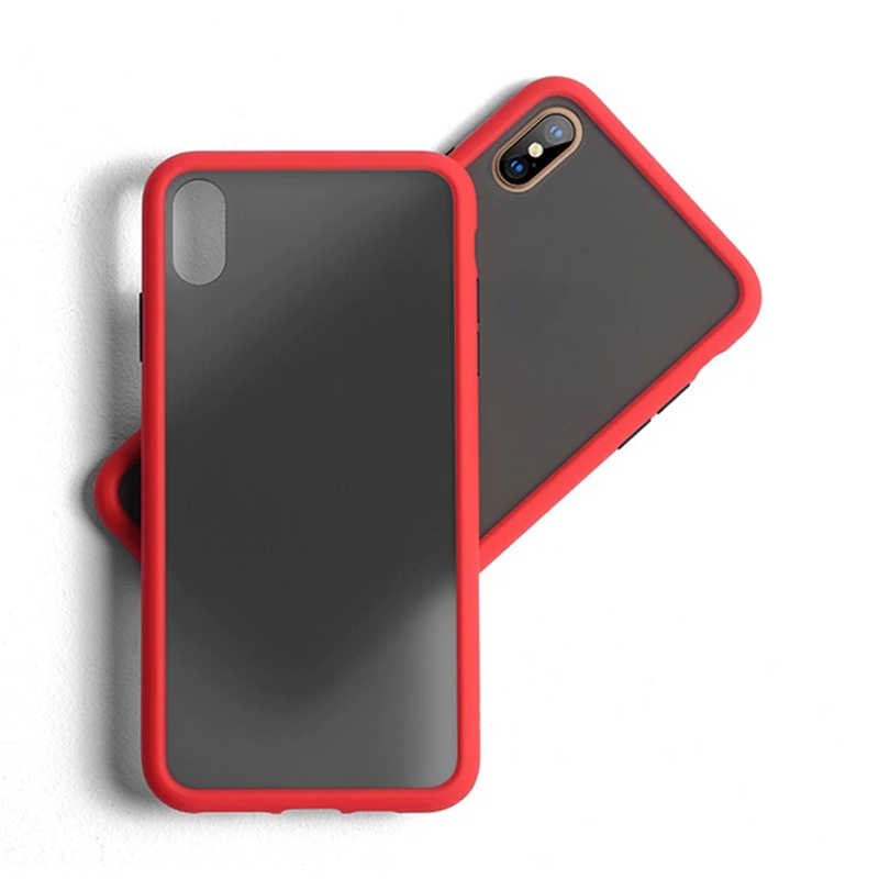 Apple iPhone X Kılıf Benks Magic Smooth Drop Resistance Case