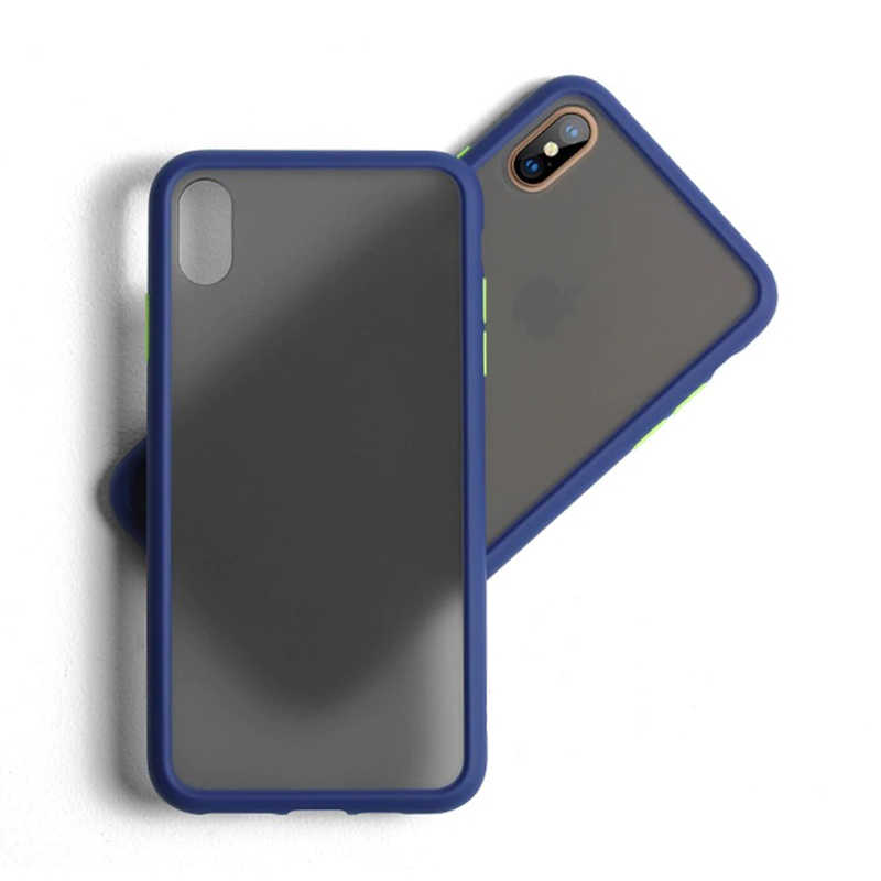 Apple iPhone XS Max 6.5 Kılıf Benks Magic Smooth Drop Resistance Case