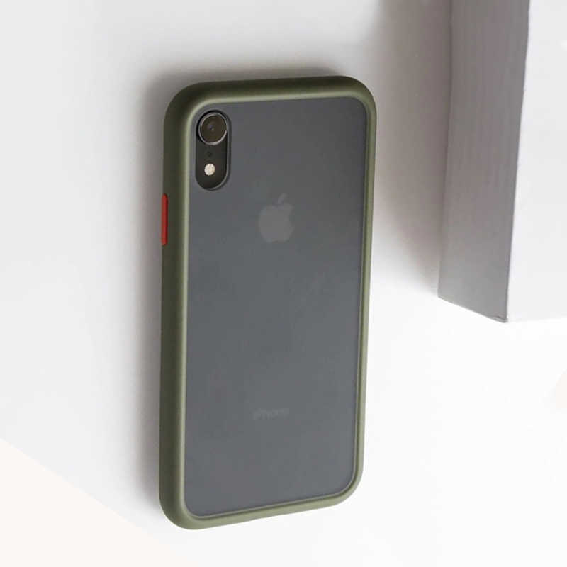 Apple iPhone XR 6.1 Kılıf Benks Magic Smooth Drop Resistance Case
