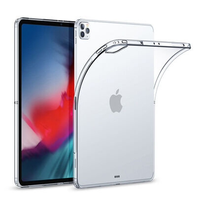 Apple iPad 11 Pro 2020 Kılıf Zore Tablet Süper Silikon Kapak