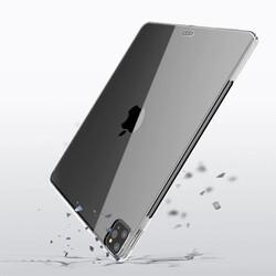 Apple iPad 12.9 Pro 2020 Kılıf Zore Tablet Süper Silikon Kapak - Thumbnail