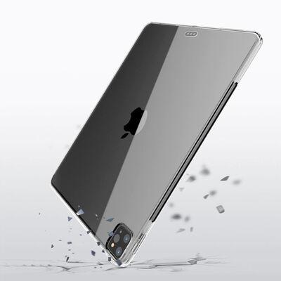 Apple iPad 12.9 Pro 2020 Kılıf Zore Tablet Süper Silikon Kapak