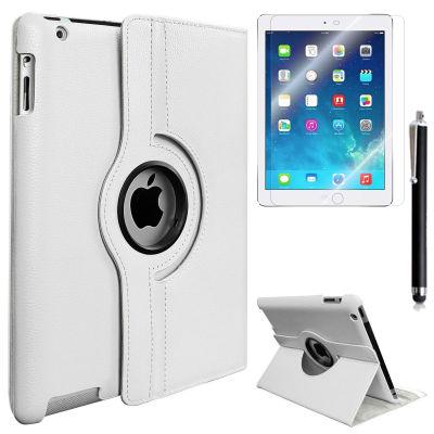Apple iPad 5 Air Zore Dönebilen Standlı Kılıf