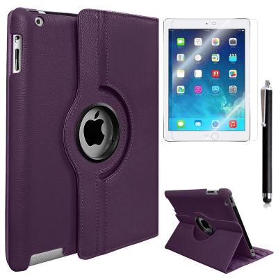 Apple iPad 6 Air 2 Zore Dönebilen Standlı Kılıf