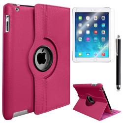 Apple iPad 6 Air 2 Zore Dönebilen Standlı Kılıf - Thumbnail